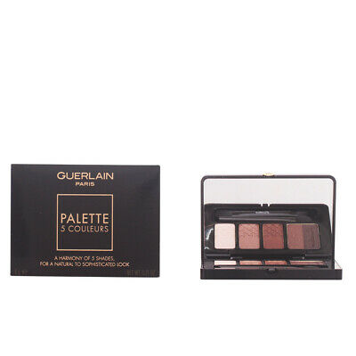 Make-Up Guerlain women PALETTE 5 COULEURS #02-tonka imperiale 6 gr