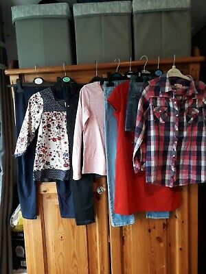 girls clothes bundle 8-9 years vgc next 8 items