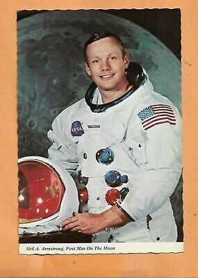 POSTER PRINT PHOTO PORTRAIT NEIL ARMSTRONG ASTRONAUT FIRST MAN MOON SEB507