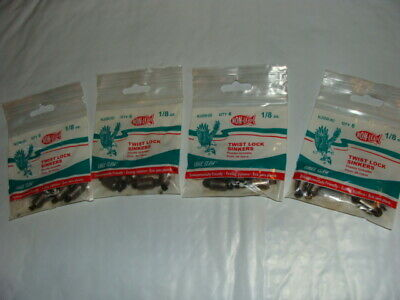 Eagle Claw 02180H-006 Sinker Assortment Fishing Pack of 25 Rubber Core Sinkers