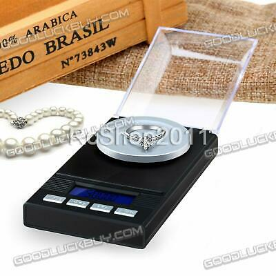 100g/0.001g High Precision Pocket Jewellery Digital Milligram Scales Electronic