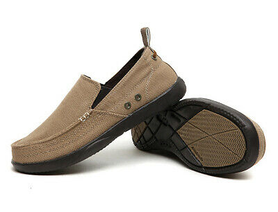 Summer Men Driving Casual Boat Shoes PU Leather Shoes Moccasin Slip On Loafer JH