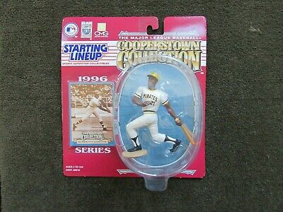 Roberto Clemente Cooperstown Collection Starting Lineup in original packaging