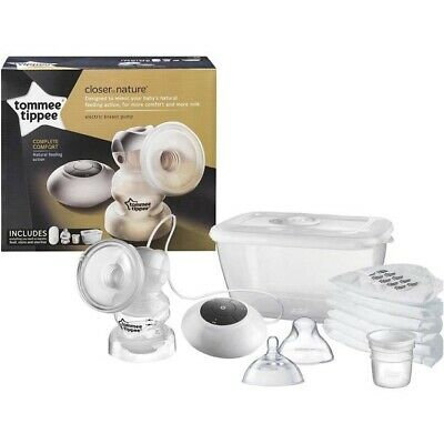 *BOXED* Tommee Tippee Closer to Nature Electric Breast Pump