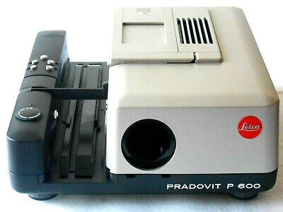 Leica Pradovit P600 Dia Projector, without Lens