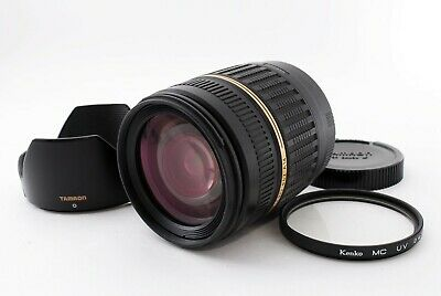 Tamron AF 18-200mm F/3.5-6.3 XR Di II LD Aspherical MACRO A14 Lens For Canon