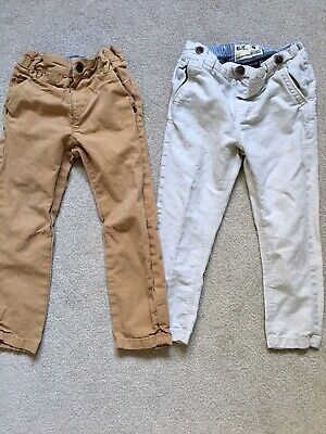 Next Boys Trousers Age 2-3