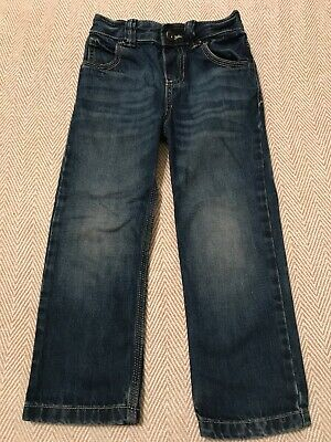 Boys Blue Denim Jeans From TU Age 3-4 Years