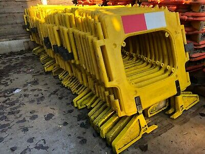 Road Barriers 15 Traffic Management Chapter 8 Pedestrian Plastic Safety Barrier