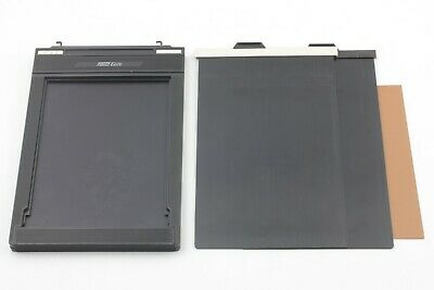 [EXC+6] FIDELITY Elite Cut Film Holders 12x16.5 For 5x7 Large from Japan # 104