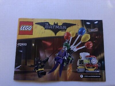 LEGO Batman Movie The Joker Balloon Escape 2017