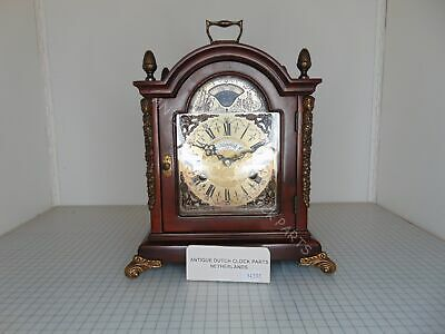 Nice Warmink Double Bell Table Clock