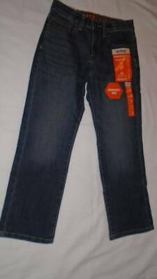 NEW Boys Size 8 Urban Pipeline Jeans Med. Wash Maxwear Reinforced Knee Straight