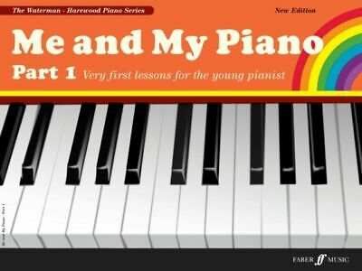 Me and My Piano Part 1 MINT Waterman Fanny