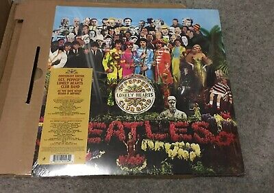 The Beatles Sgt. Pepper's Lonely Hearts Club Band 2 Discs Vinyl Album - Special