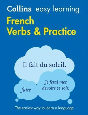 Easy Learning French Verbs and Practice MINT Collins Dictionaries