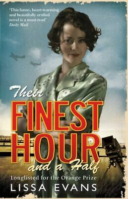 Their Finest Hour and a Half MINT Evans Lissa