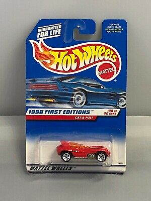 2002 Hot Wheels Cat-A-Pult Brand New and Sealed