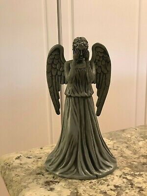 BBC Doctor Who Weeping Angel Holiday Christmas Tree Topper Decor Kurt S Adler
