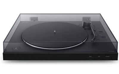 Sony PS-LX310BT USB Vinyl Turntable With Bluetooth Connectivity and Dust Cover