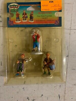Lemax Building A Scarecrow #03848 Retired Discontinued product New in Box