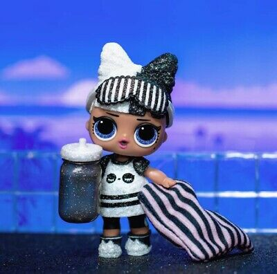 LOL Surprise Sparkle Series Snuggle Babe NEW Sealed in Ball w/ Accessories!!!