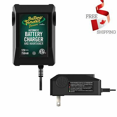 Battery Tender Charger Maintainer Spark Proof Lead Connection Reverse Polarity