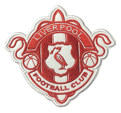 Classic LFC Liverpool Old Football Shirt Embroidered Iron On Sew Patch Badge