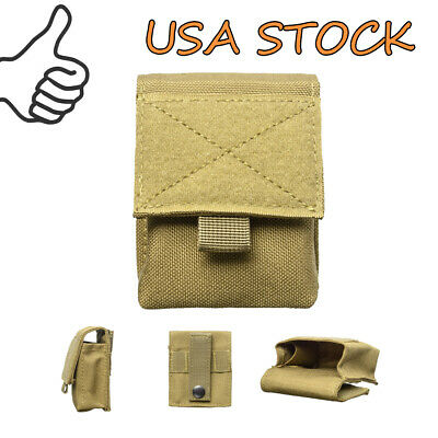 Multipurpose Tactical Pouch Molle Pouch Utility Bag Portable Nylon Small Bag USA
