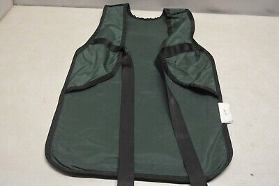 Protech Green X-Ray Vest, Size Small
