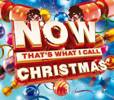 -Now That's What I Call Christmas CD Box set Various Very Good