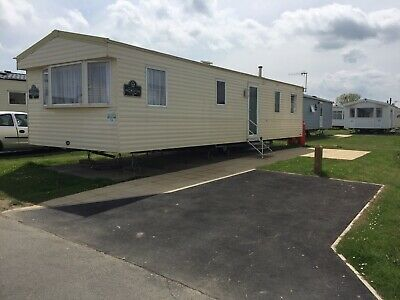 Static Caravan For Hire, At Primrose Valley, Filey, Haven Site.