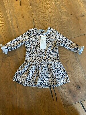 Petit Bateau Baby Girl Dress. 6mths. Brand New With Tags.