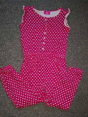 Girls playsuit Aged 5-6 Years