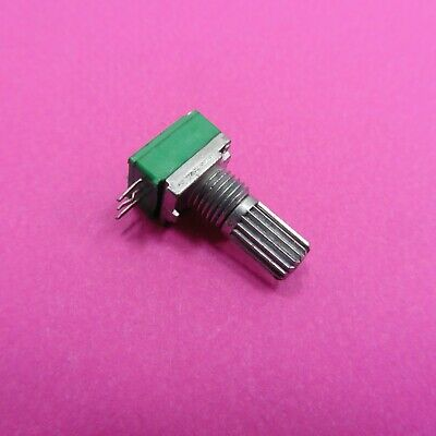 RK097G Stereo 15mm Potentiometer Controller Volume Tone Mixer Control 6 Pin