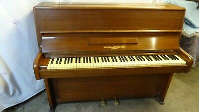 John Broadwood and Sons Upright Piano - Local delivery possible
