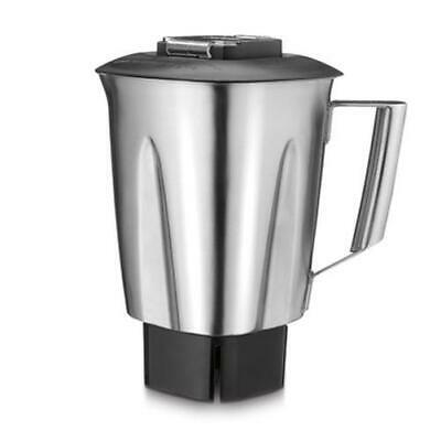 Waring CAC138 48 oz Stainless Steel Blender Container w/ Handle