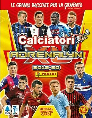 CARD DALLA 361 EVADO MANCOLISTE ADRENALYN XL PANINI 2019-2020