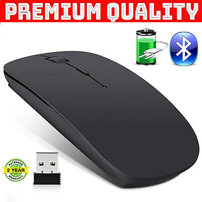 2.4 GHz Wireless Cordless Mouse Mice Optical Scroll For PC Laptop Computer + USB