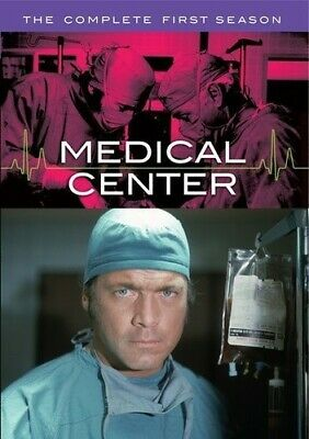 Medical Center: The Complete First Season [6 Discs] (DVD Used Very Good) DVD-R