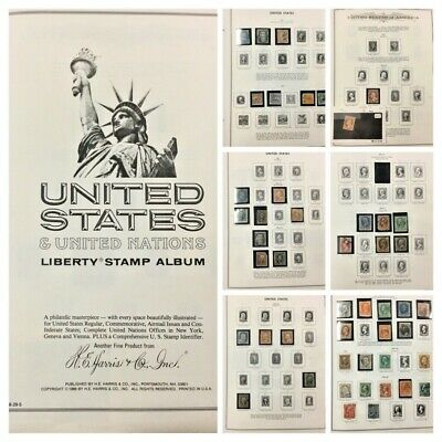 UNITED STATES COLLECTION from mid 1850's to 1940's. Used, MH & MNH. CV $9000.