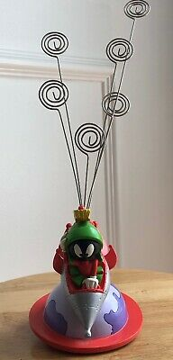 Marvin The Martian Rocket Figurine Paperweght Collectible