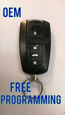 Clifford EZSDEI7146 7146X Key Fob Remote