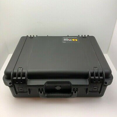 Pelican iM2400 Black Storm Case With Partial Foam