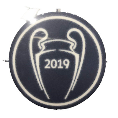 2019 Liverpool Champions Europe Football Soccer Jersey Shirt Iron On Patch Badge