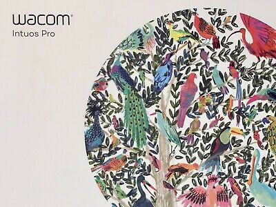 Wacom Intuos Pro Graphic Tablet and Pen PTH660