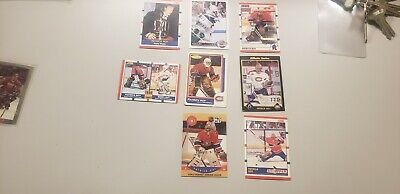Patrick Roy opc rookie mixed lot,goalie,Montreal canadiens