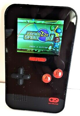 My Arcade Go Gamer Portable 16-Bit Gaming System 220 Retro Games Built-In