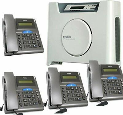 Syspine A50 Plus - 4-line, 4-phone - USED!!!