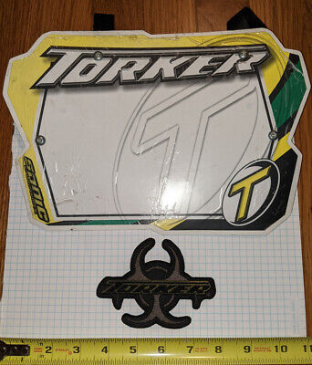 8 ~ Old School DYNO D-Force BMX Single Number Plate Numbers  4 6 7 9 ~ 5